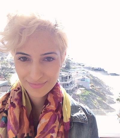 Sharokina Danipour
